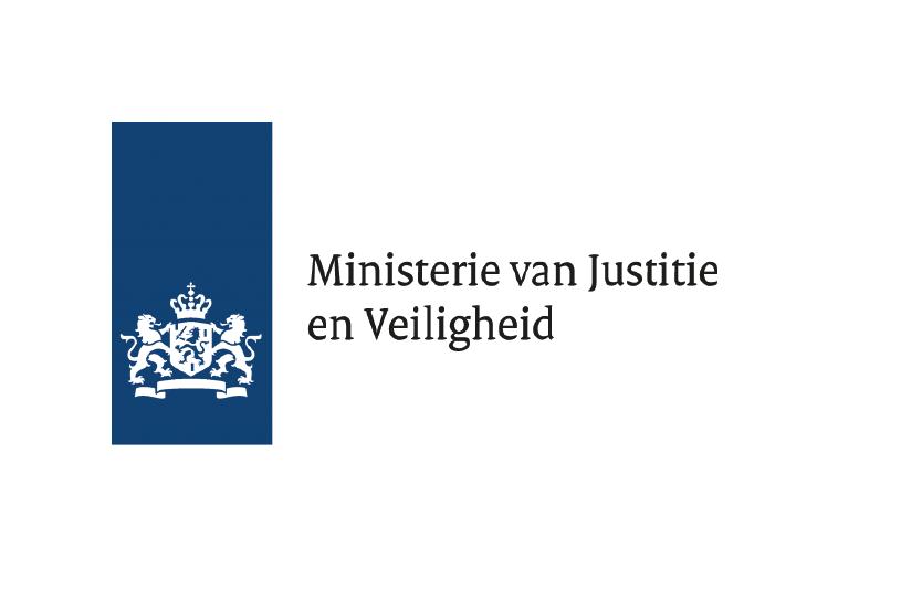 1 ministerie van justitie en veiligheid